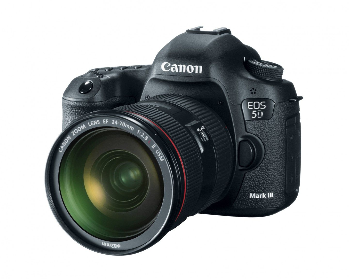 Canon 5D Mark III with 24-70mm 2.8 USM Mark II