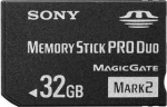 THẺ NHỚ SONY PRO DUO 32 GB MARK 2
