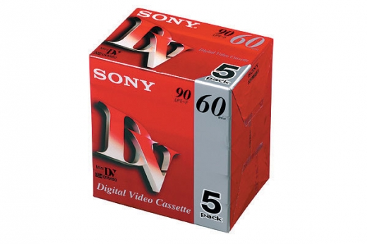 BĂNG MINI DV SONY