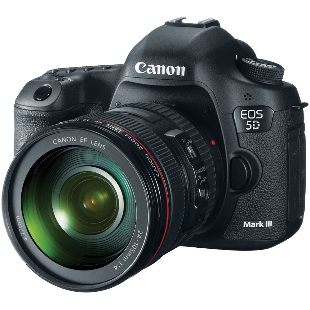 Canon 5D Mark III EF 24-105mm L IS