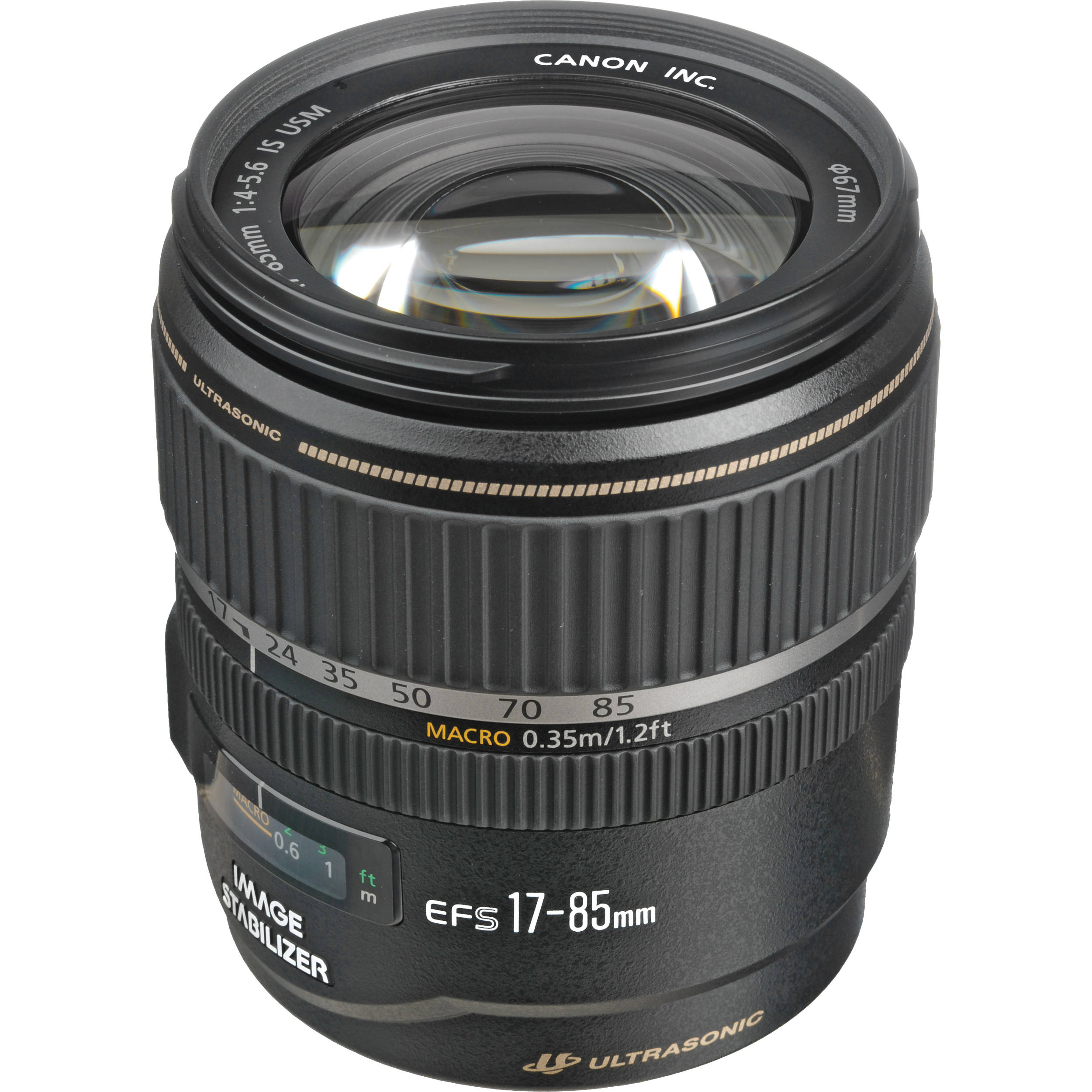 Canon 17-85 mm IS