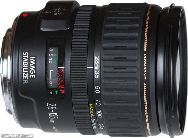 Canon EF 28-135mm