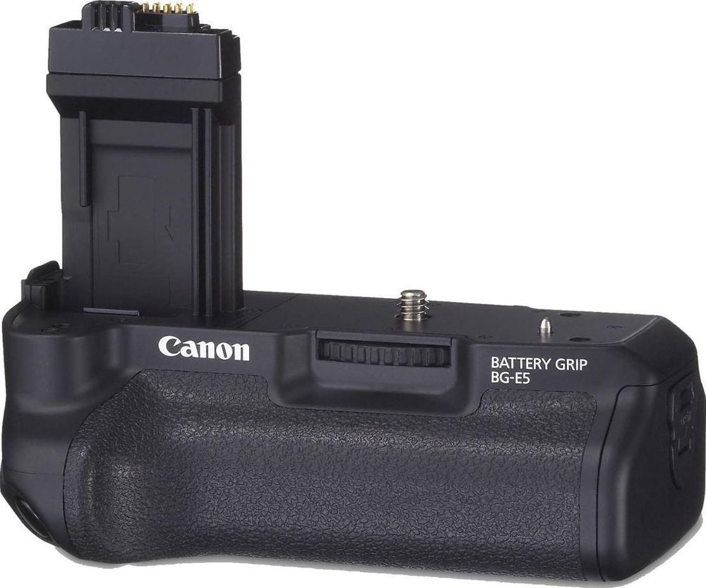 Battery Grip BG-E5 for Canon EOS 450D, EOS 500D, EOS 1000D and more models