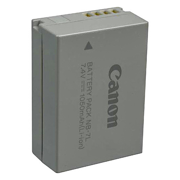 Canon NB-7L Rechargeable Lithium Battery