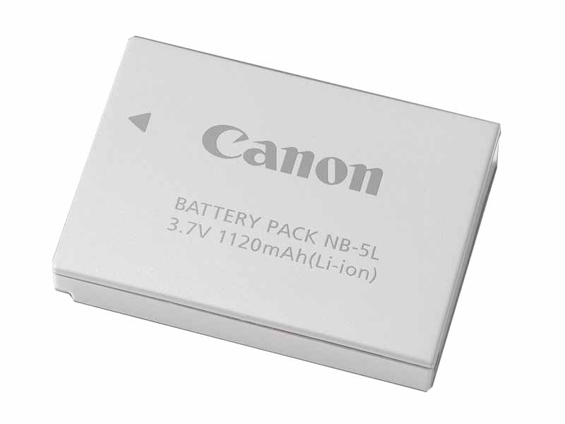 Canon NB-5L Rechargeable Lithium Battery