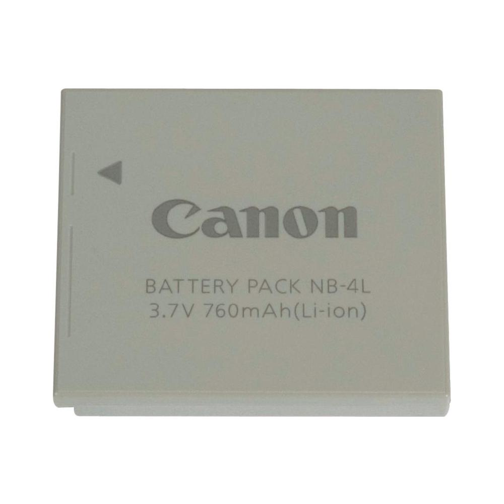 Canon NB-4L Rechargeable Lithium Battery