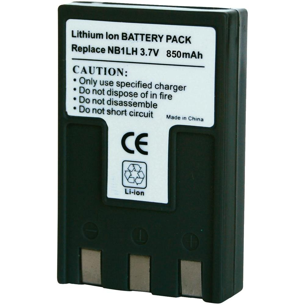 Canon NB-1LH Rechargeable Lithium Battery