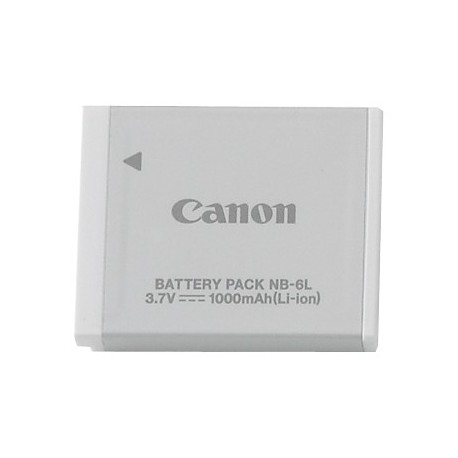Canon NB-6L Rechargeable Lithium Battery