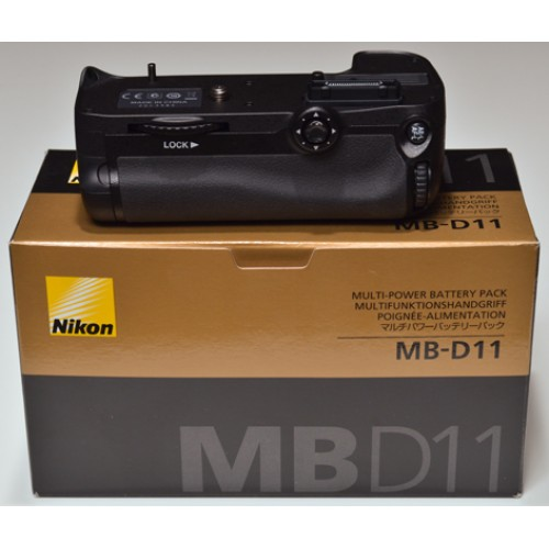 Grip Battery Nikon MB D11
