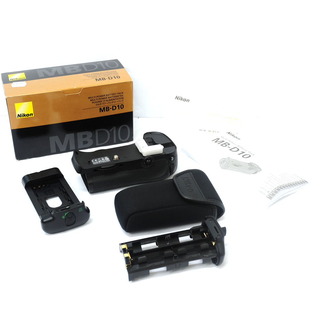 BATTERY GRIP MB-D10 /D300 D300S D700