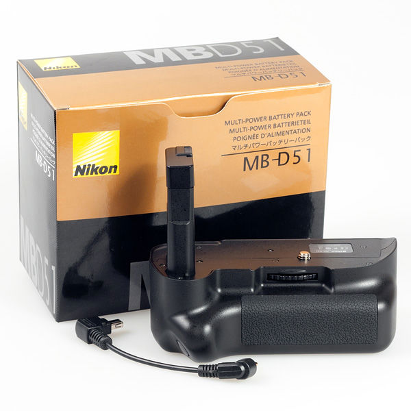 BATTERY GRIP MB-D51 /D5000/D5100