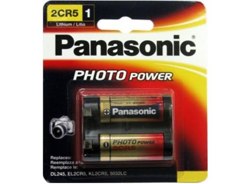 PIN PANASONIC 2CR5