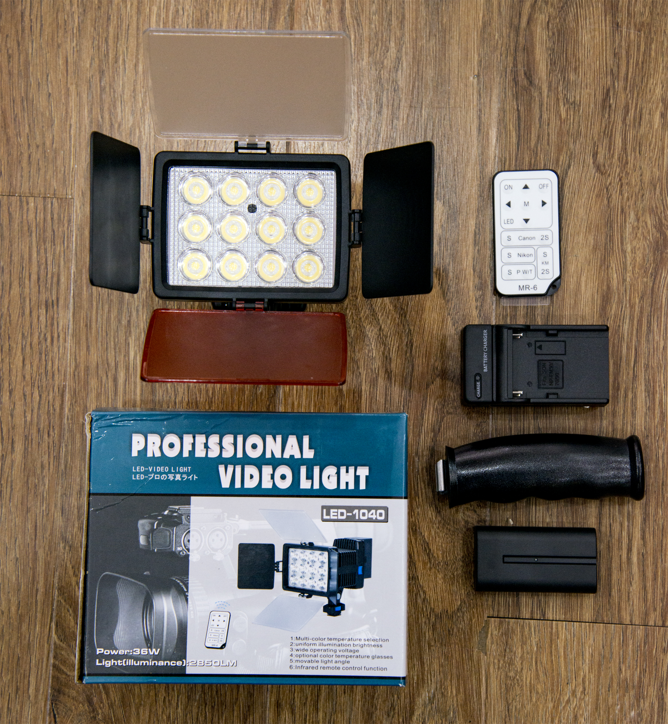 LED 1040 Professional