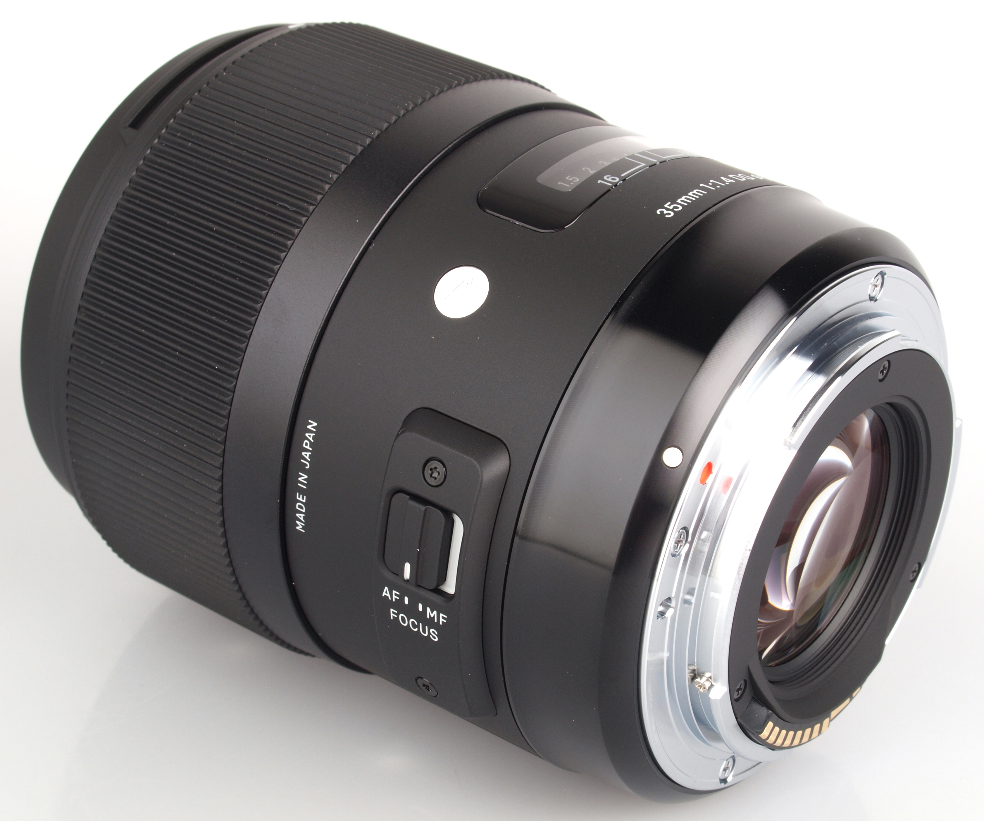 Sigma 35mm F1.4 Art for Canon & Nikon