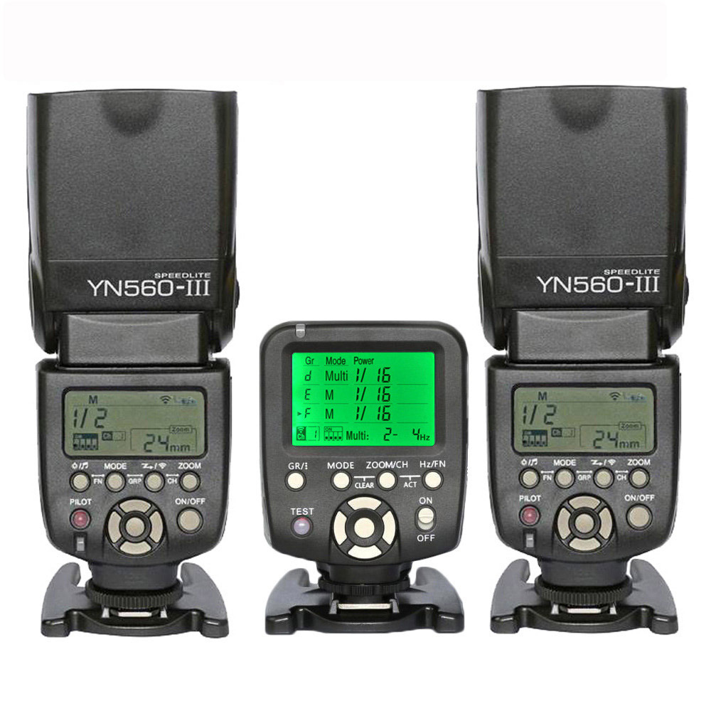 Flash Yongnuo YN-560 III