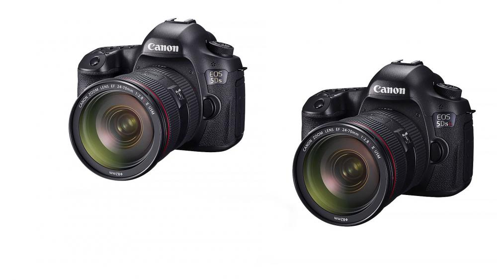 Canon ra mắt 5DS/SR cảm biến 50 megapixel