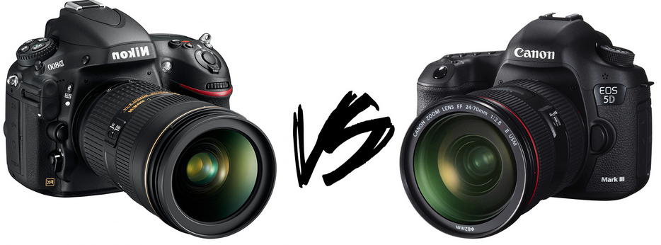 Nikon Vs Canon: chọn loại máy nào ?